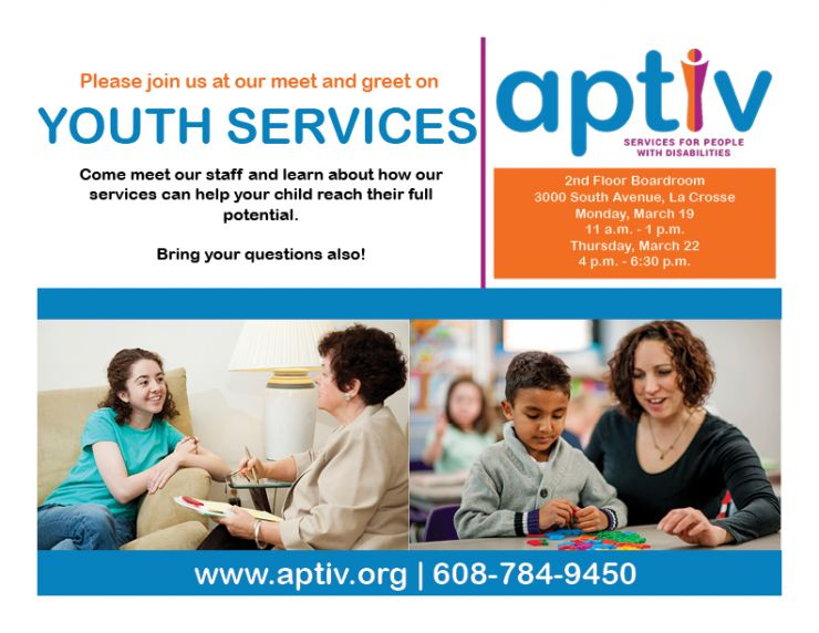Aptiv upcoming youth services meet and greet meet and greet our youth services m4hsunfo